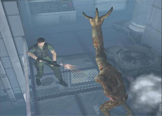 Resident Evil X : Code Veronica