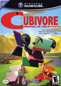 cubivore box art
