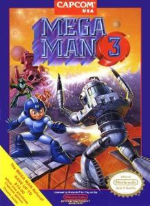 MegaMan3 box art