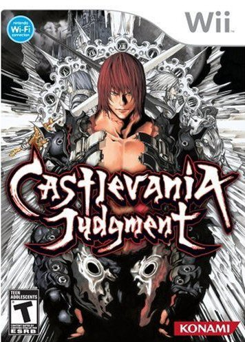 Castlevania_Judgement Box art