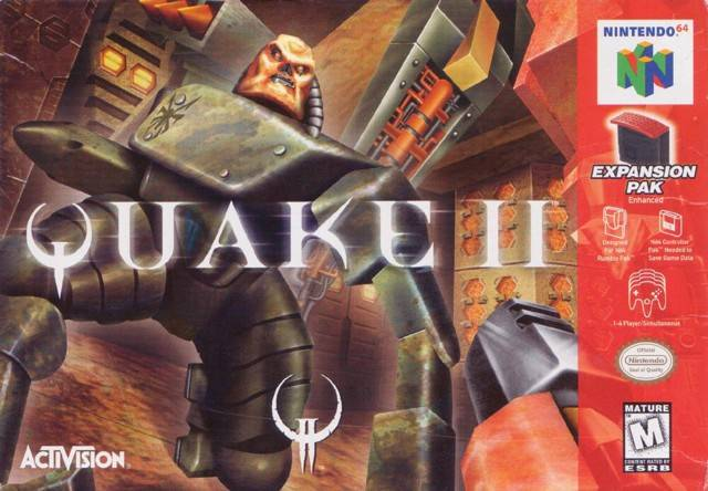 CGR Game Review ? Quake II for Nintendo 64