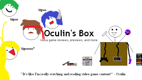 Oculin's Box Blue Breaker Burst
