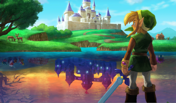 A Link Between Worlds Rezied