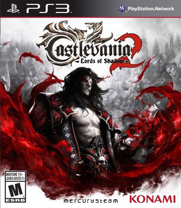 Castlevania: Lords of Shadow 2 Box Art