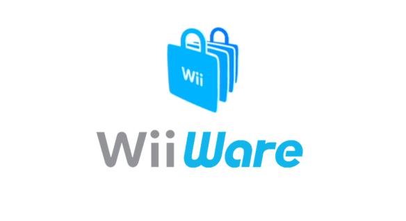 WiiWare header