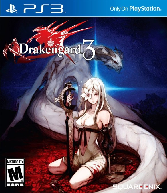 Drakengard 3 Box Art