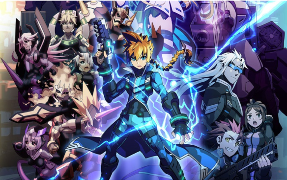 Gunvolt Header 2