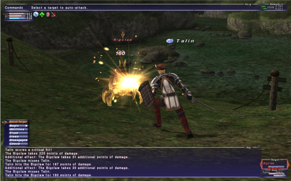 FFXI Big Claw