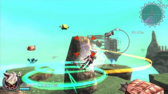 Rodea Wii U