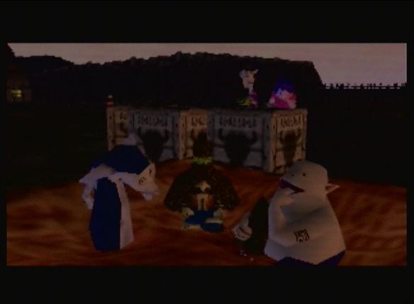 Zelda OoT Credits