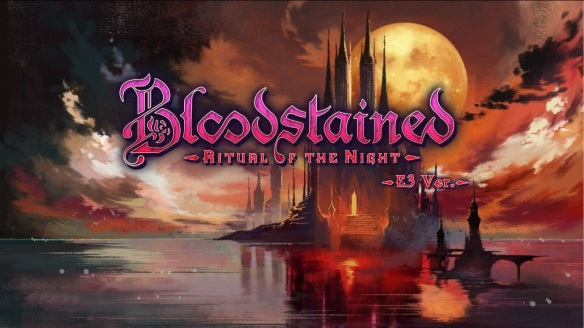 Bloodstained Title